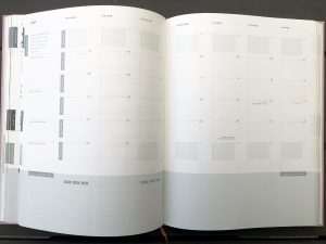 Purpuz maandplanning